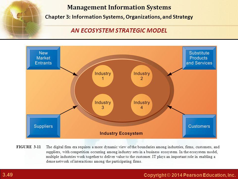 AN ECOSYSTEM STRATEGIC MODEL