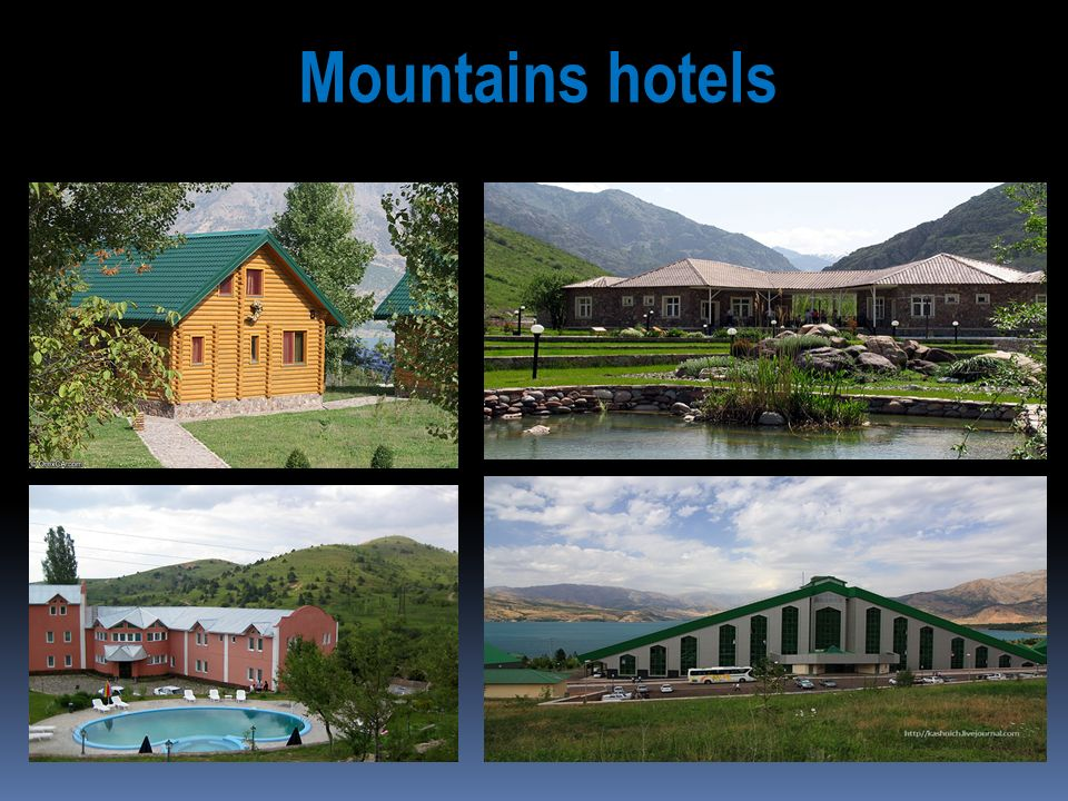 Mountains hotels