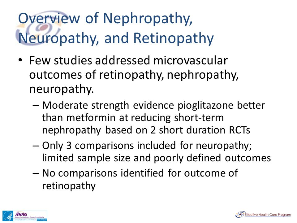 Overview of Nephropathy, Neuropathy, and Retinopathy