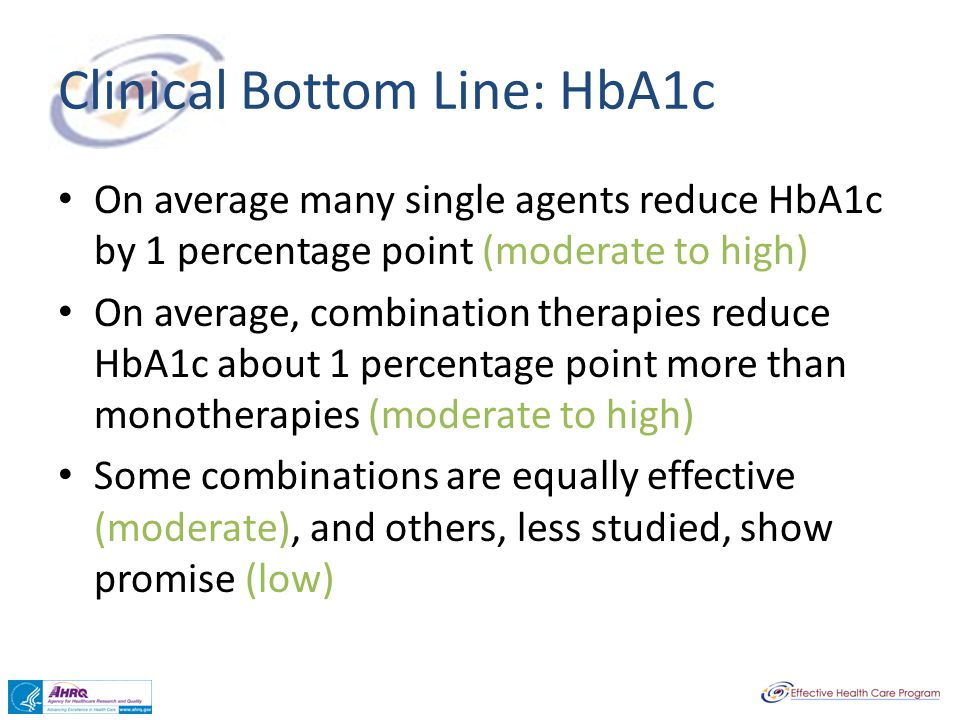 Clinical Bottom Line: HbA1c