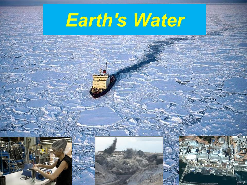 Earth s Water