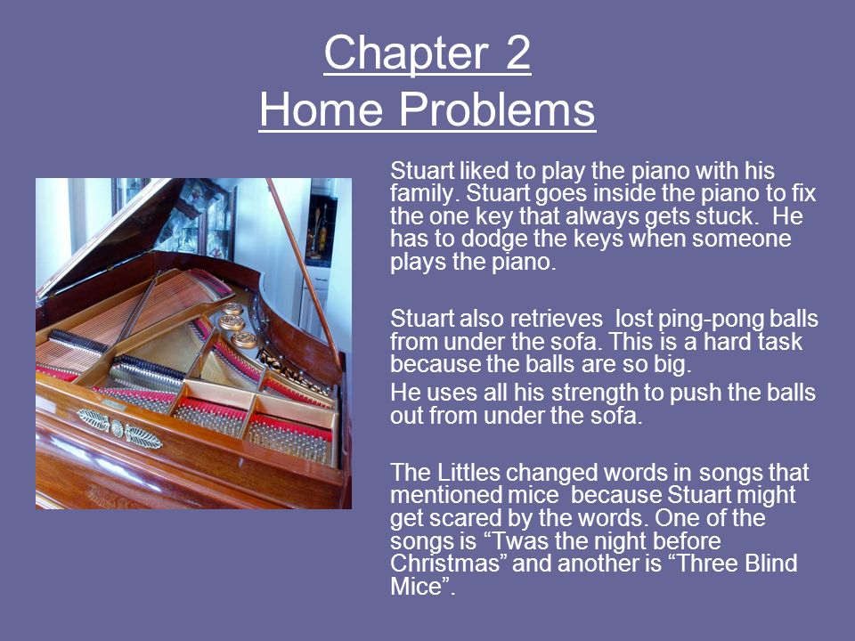 Chapter 2 Home Problems