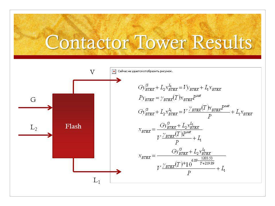 Contactor Tower Results