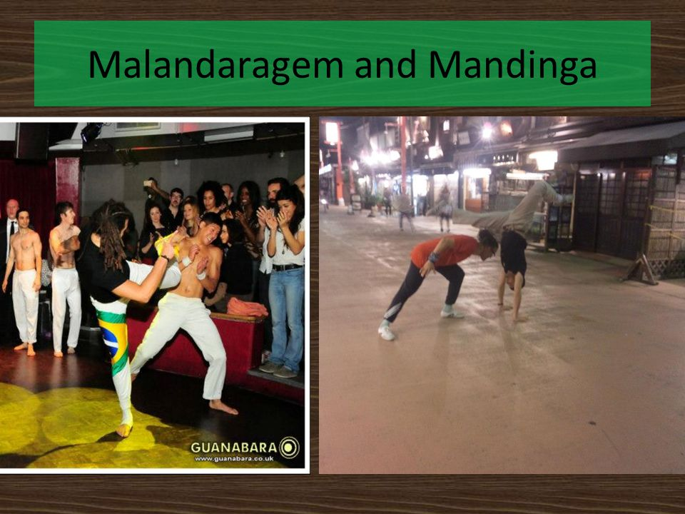 Malandaragem and Mandinga