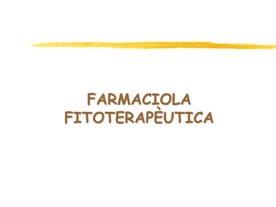 FARMACIOLA FITOTERAPÈUTICA