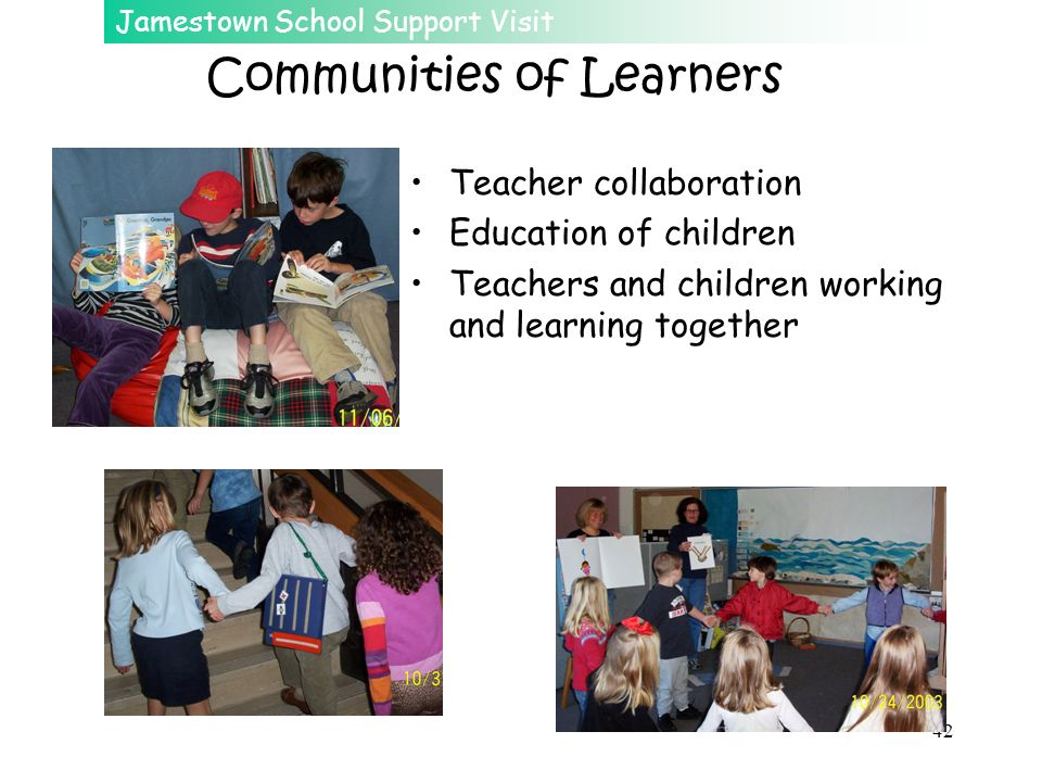 Communities of Learners