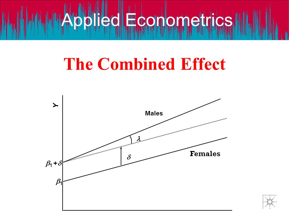 The Combined Effect Y Males l Females d b1 +d b1