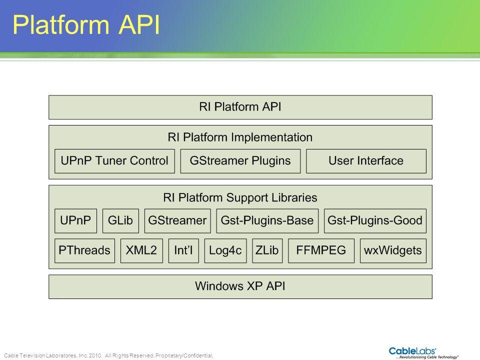 Platform API