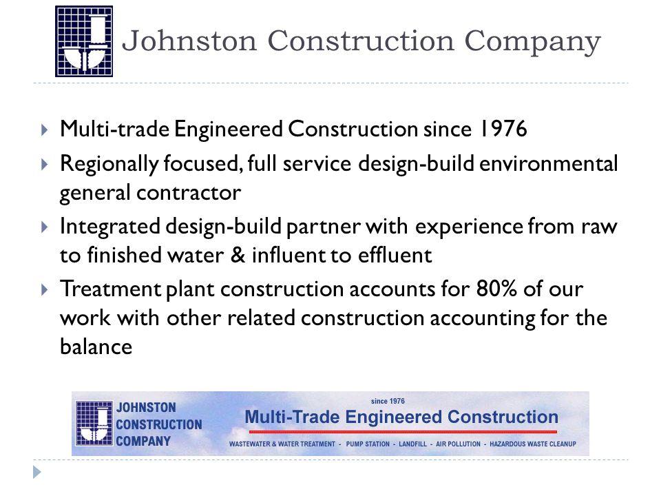 Johnston Construction Company
