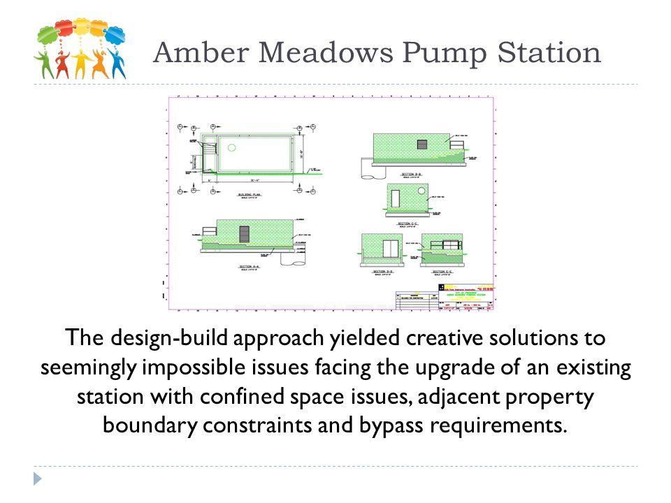 Amber Meadows Pump Station