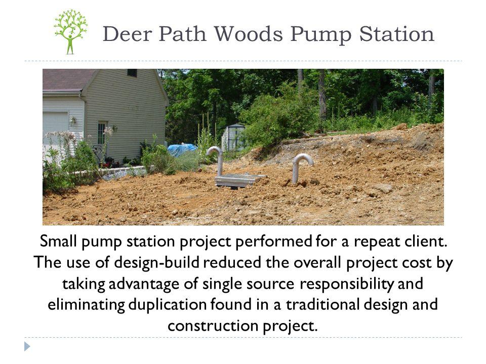Deer Path Woods Pump Station
