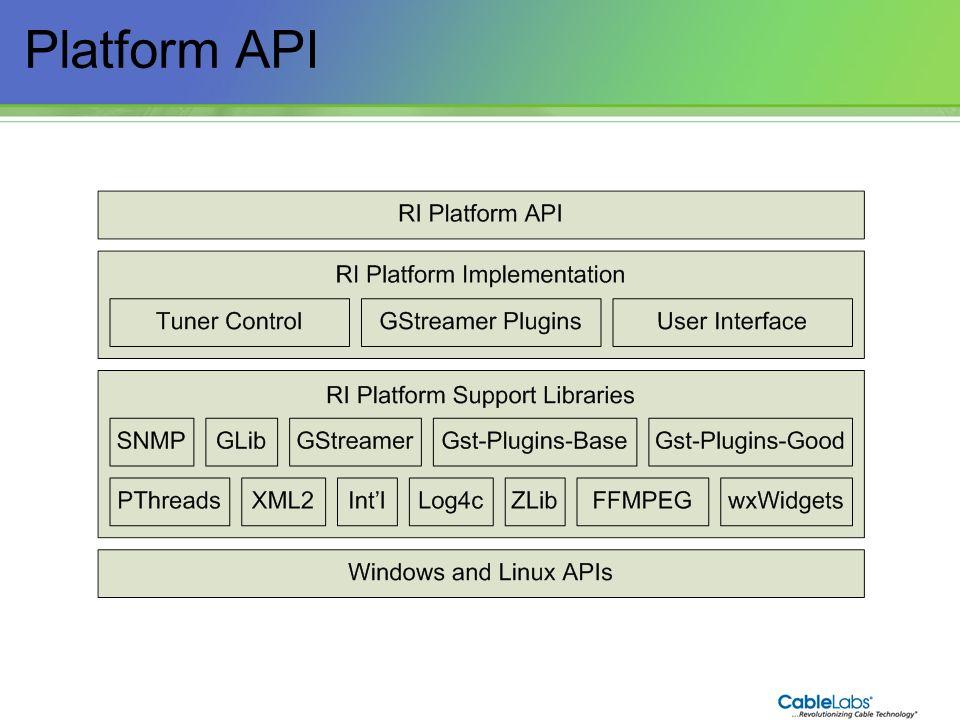 Platform API 35