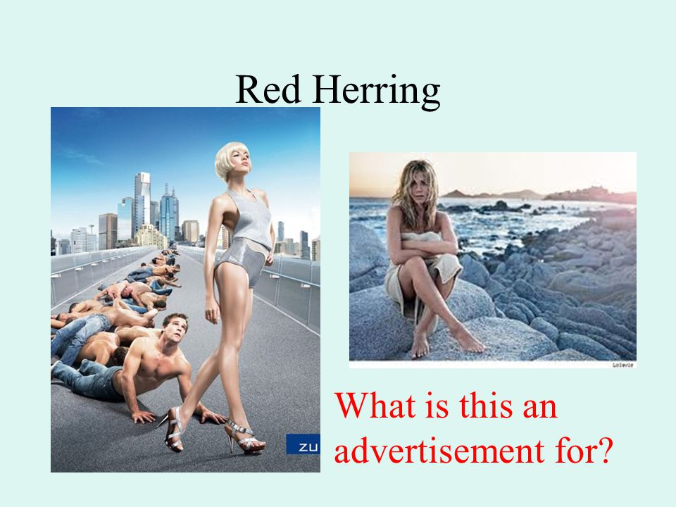Red Herring What is this an advertisement for