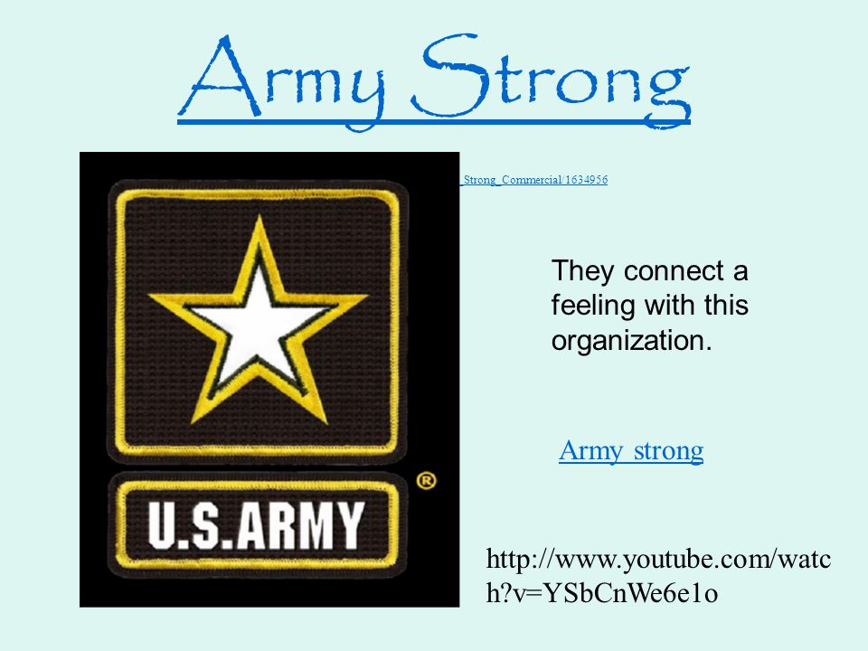 Army Strong http://crackle