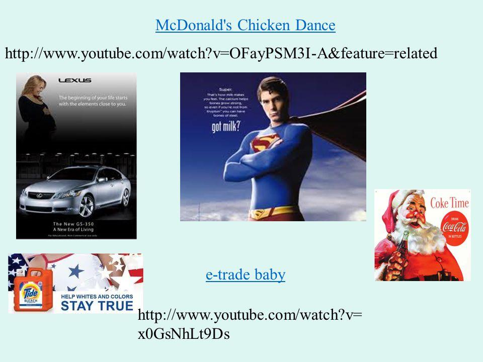 McDonald s Chicken Dance