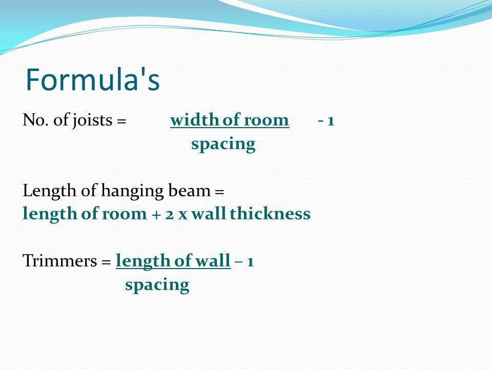Formula s No.