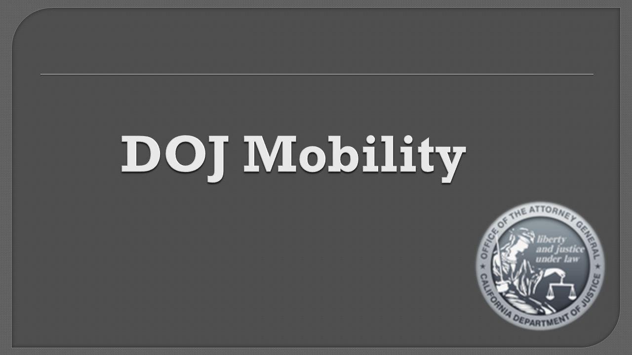 DOJ Mobility