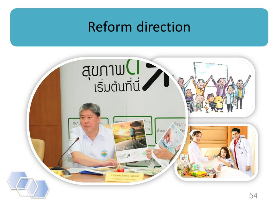 Reform direction