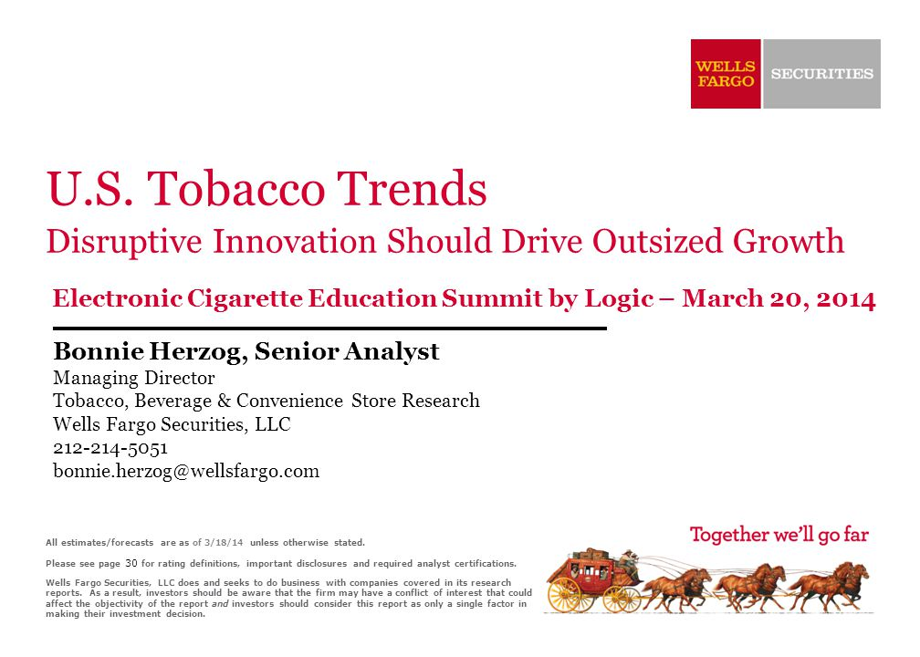 Discussion Topics Total Tobacco Industry Consumption and Distribution Trends. Competitive Environment Moderating.