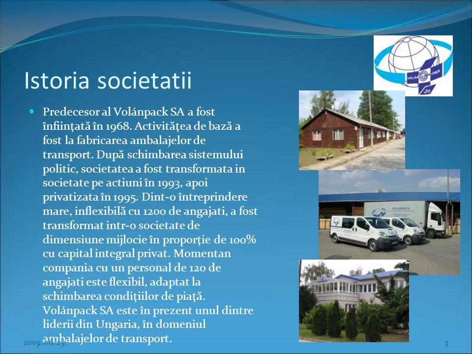 Istoria societatii