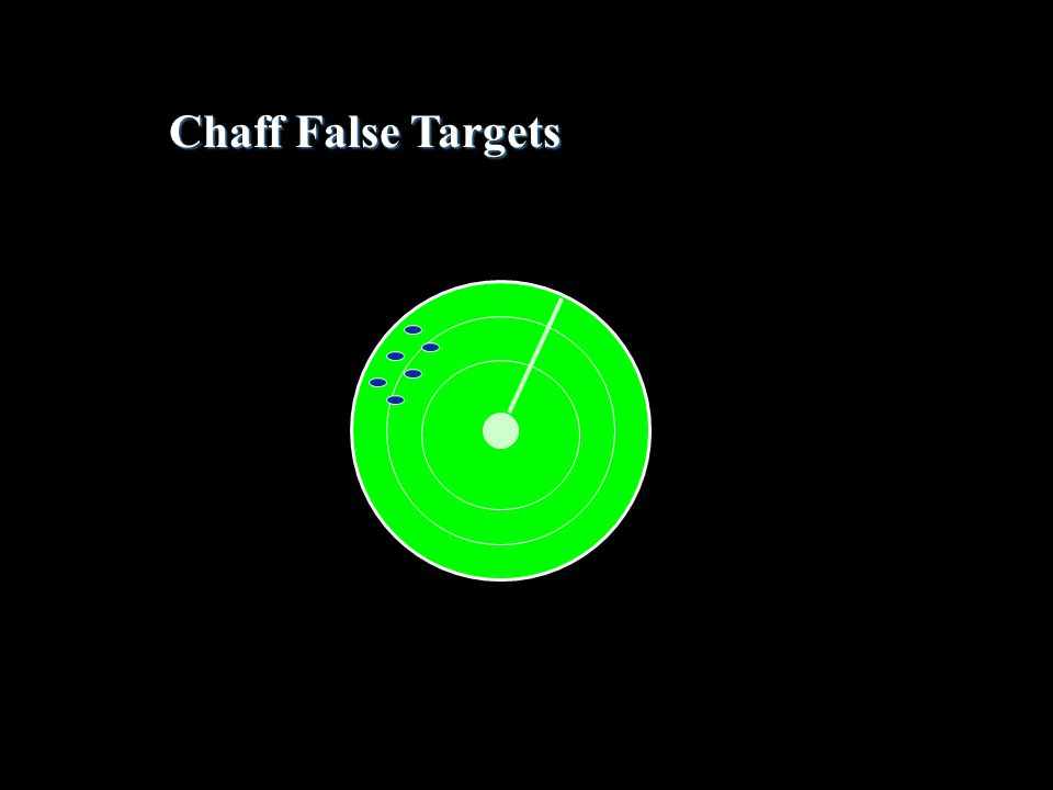 Chaff False Targets
