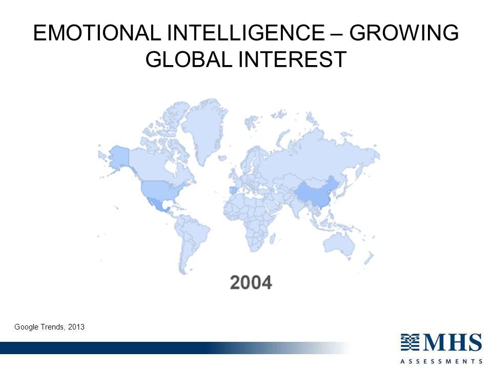 Emotional Intelligence – Growing Global Interest