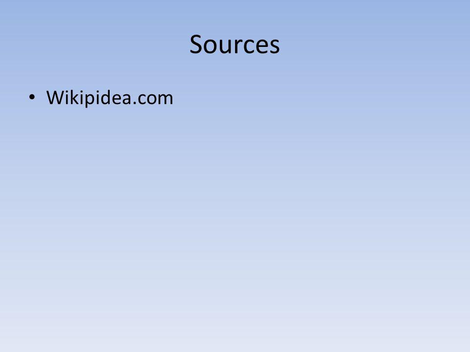 Sources Wikipidea.com
