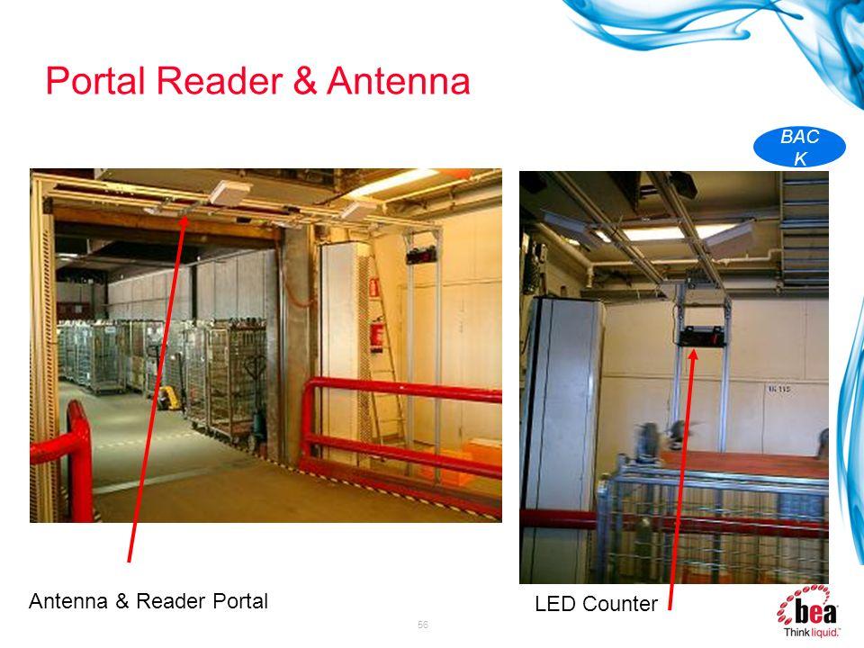 Antenna & Reader Portal