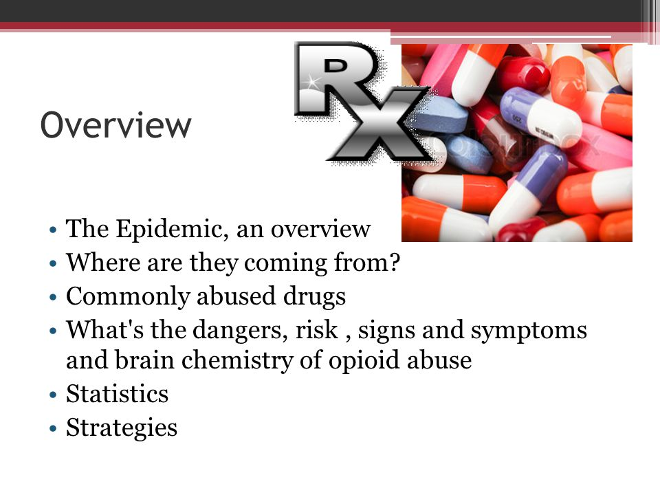 Overview The Epidemic, an overview Where are they coming from