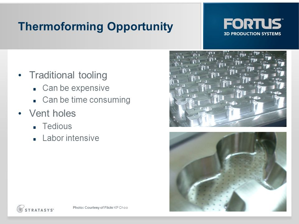 Thermoforming Opportunity