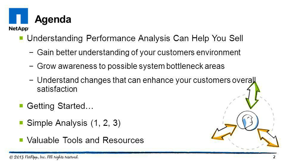 Agenda Understanding Performance Analysis Can Help You Sell