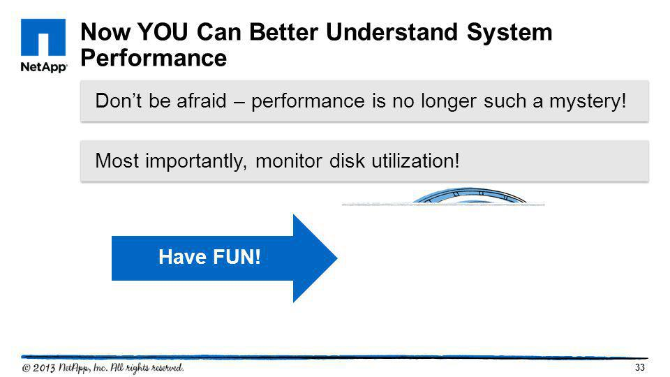 Now YOU Can Better Understand System Performance