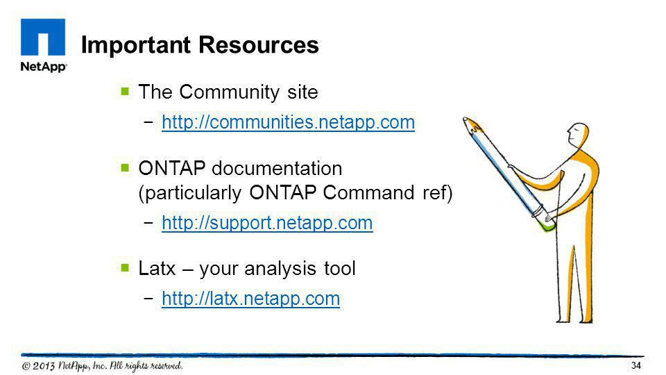 Important Resources The Community site