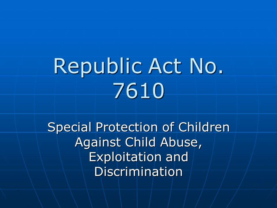 Republic Act No.