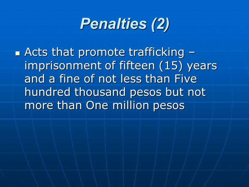 Penalties (2)