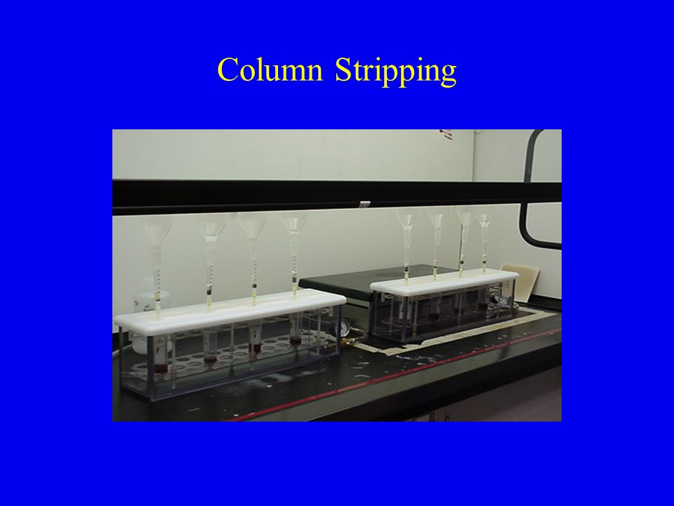 Column Stripping