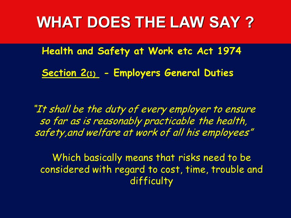 Safety, Health and Welfare Act 2005 (No. 10 of 2005)