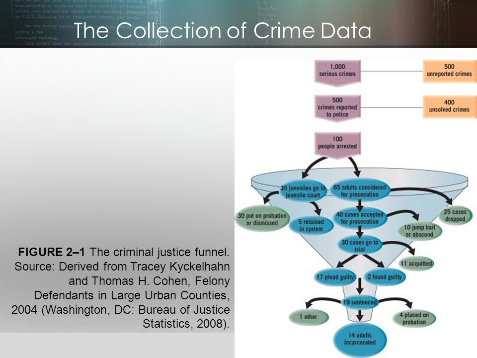 The Collection of Crime Data