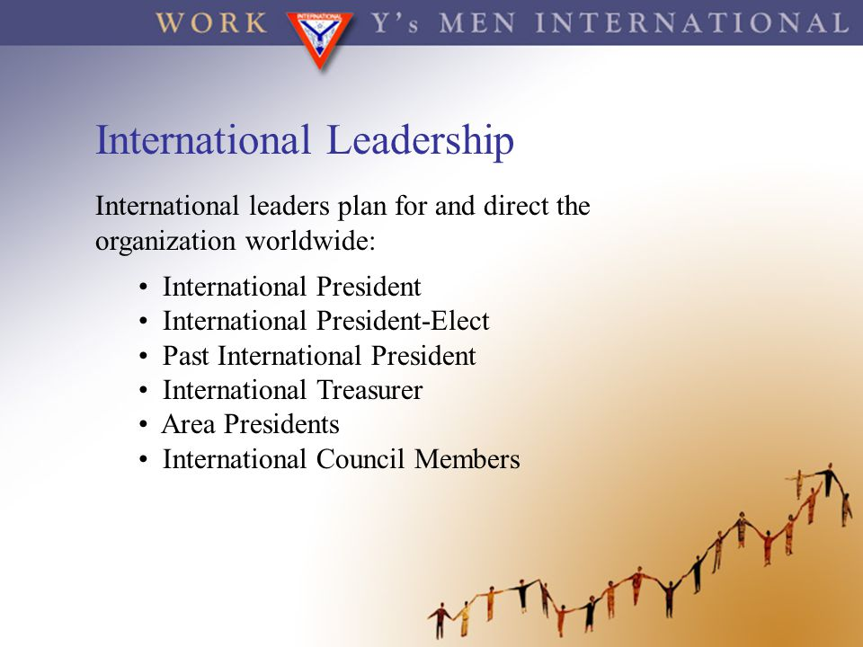 International Leadership