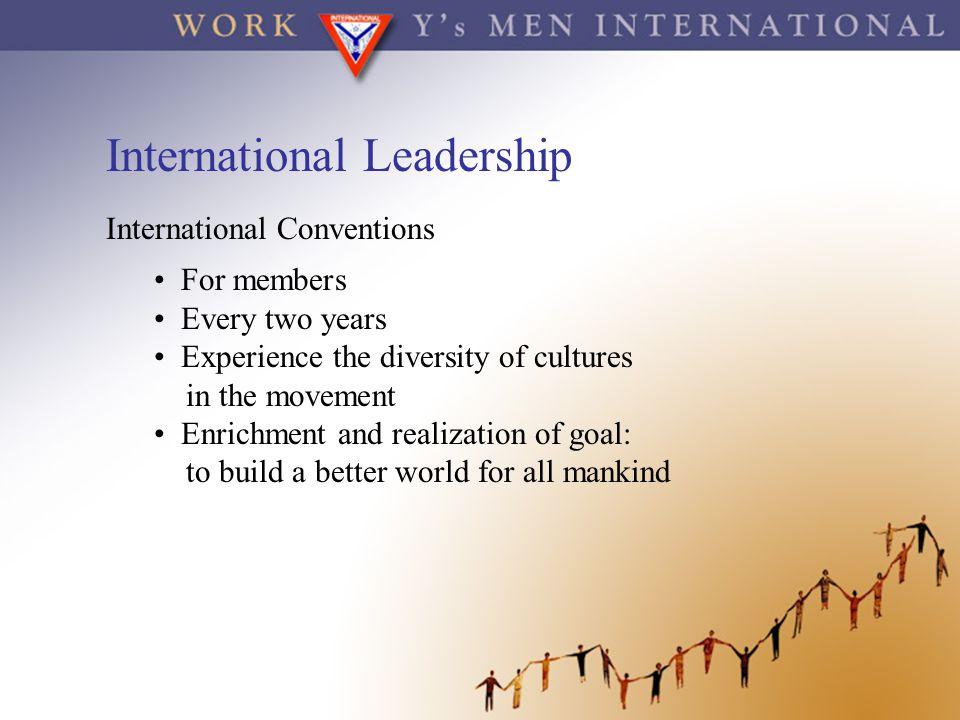 International Leadership