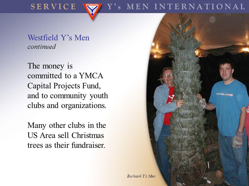 Westfield Y's Men continued