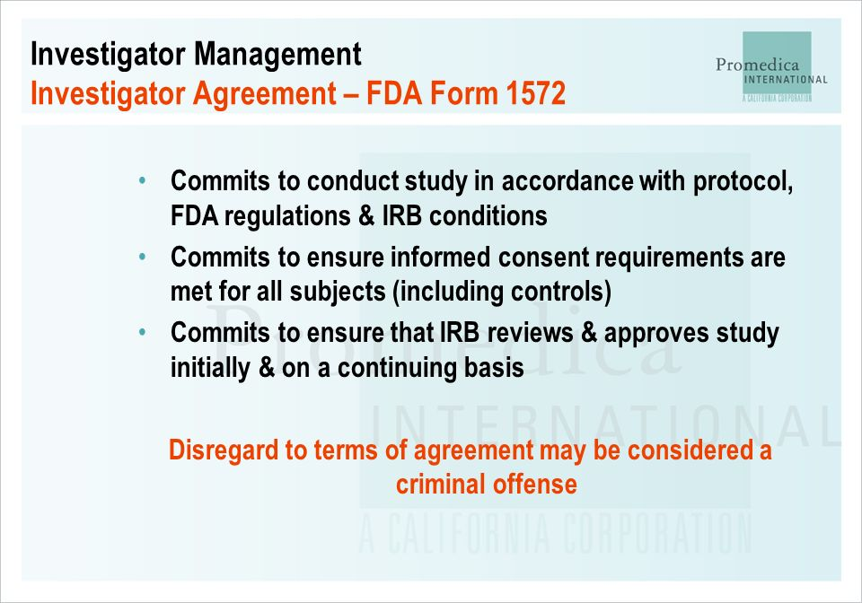 Disregard to terms of agreement may be considered a criminal offense