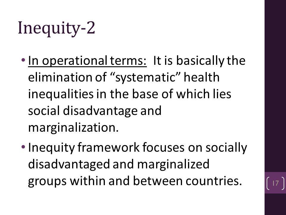 Inequity-2