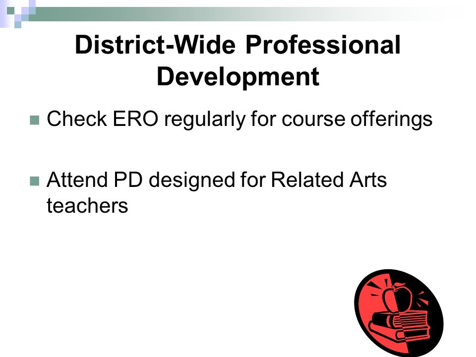 District-Wide Professional Development