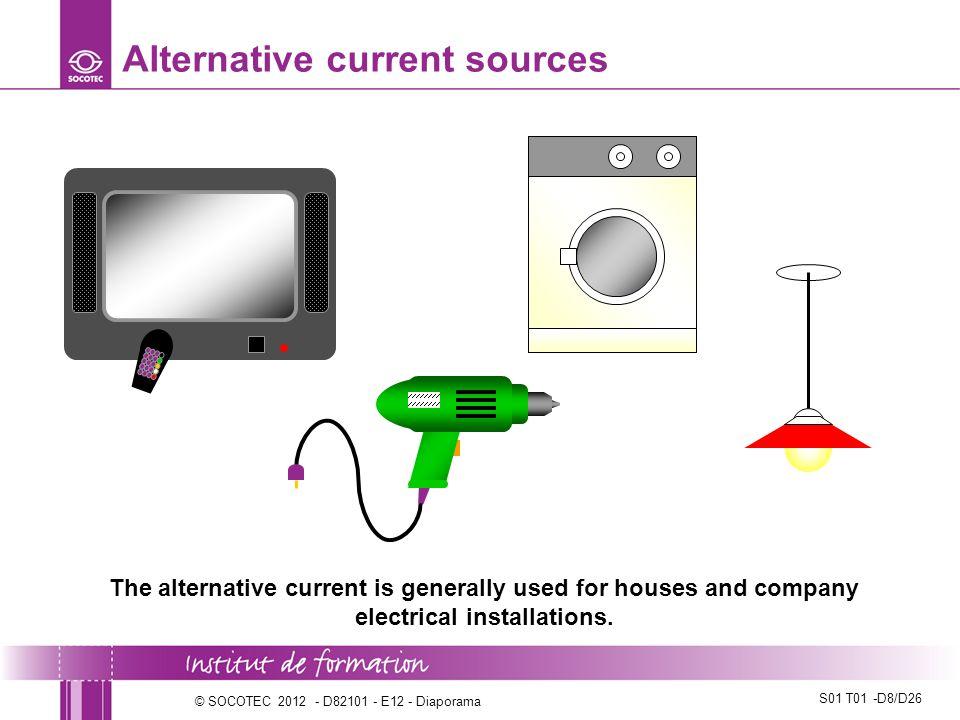 Alternative current sources