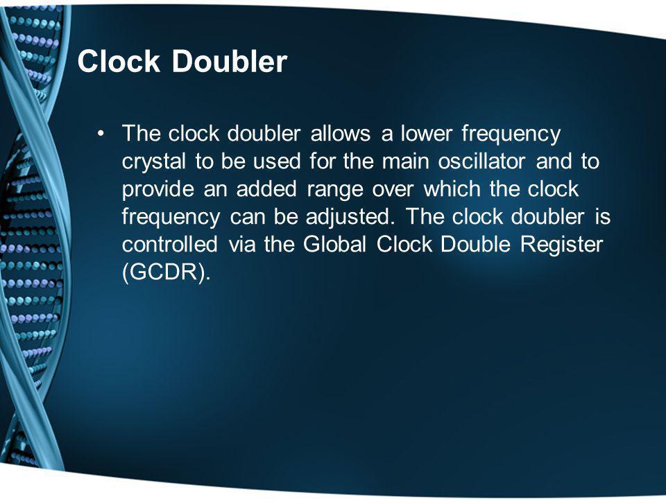 Clock Doubler