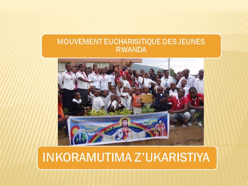 MOUVEMENT EUCHARISITIQUE DES JEUNES RWANDA