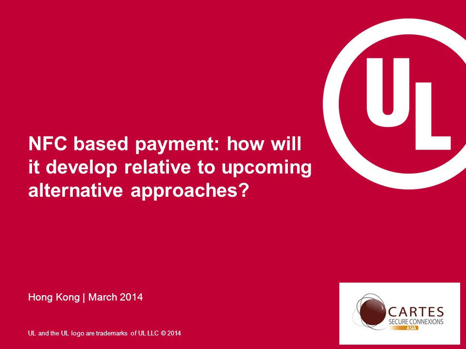 NFC based payment: how will it develop relative to upcoming alternative approaches