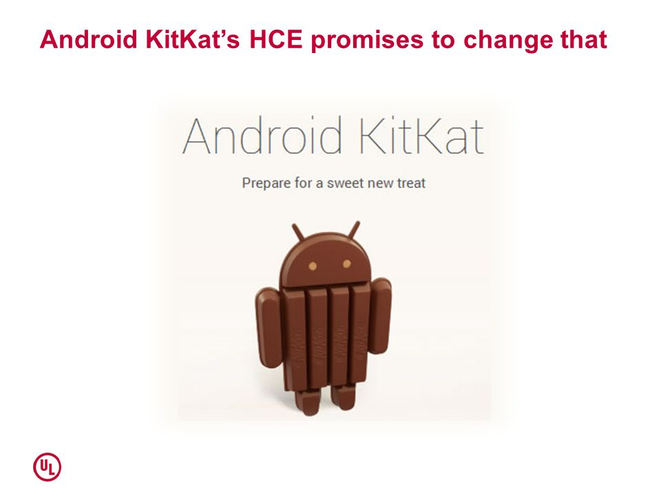 Android KitKat's HCE promises to change that