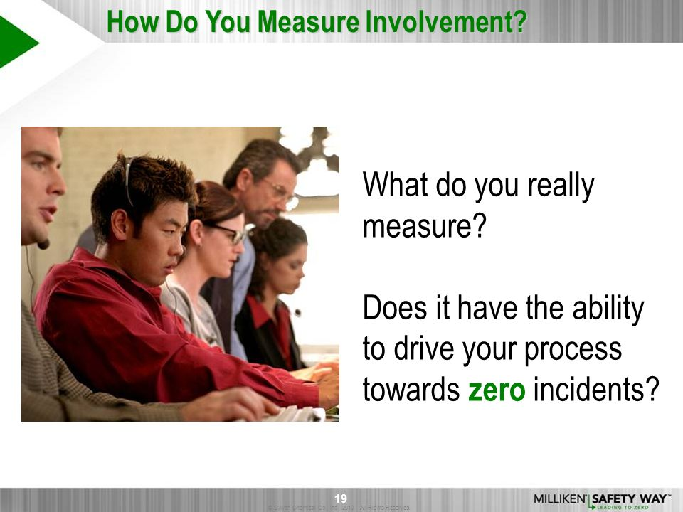 What do you really measure